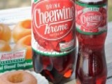 Doughnut-flavored Soda Is A Sure Fire Sugar Rush