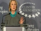 Demands Increase For 00004000 Investigation Of Clinton Foundation