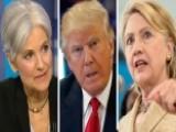 Dr. Jill Stein: Clinton, Trump Haven't Earned Voters' Trust