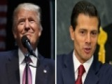 Donald Trump To Meet With Mexico's President