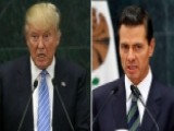 Donald Trump Meets With President Of Mexico