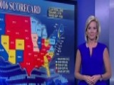 Dissecting The New Fox News Electoral Map