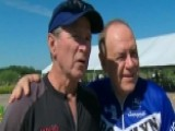 Dr. Siegel Joins George W. Bush For W100 Bike Ride With Vets