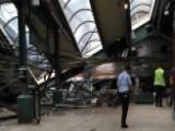 Debate Over 'positive Train Control' Amid NJ Train Crash