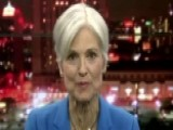 Dr. Jill Stein On Why Voters Should Back The Green Party