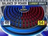 Data Dive: Senate Balance Of Power
