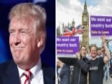 Drawing Parallels Between Brexit And The Trump Presidency