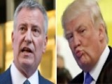 De Blasio To Trump: NYC Will Protect Illegal Immigrants