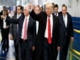 Drafting Trump's Inaugural Address