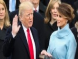 Donald Trump Sworn In As 45th President
