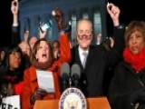 Defiant Trump Mocks Democrats Pelosi And Schumer On Twitter