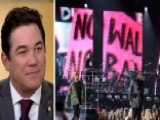 Dean Cain Reacts To Anti-Trump Rhetoric At Grammys