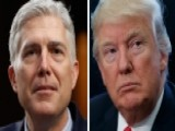 Democrats Try To Drive A Wedge Between Gorsuch And Trump