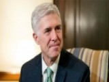 Democrats Look To Make A Deal On Gorsuch Confirmation