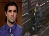 Daring Rescue On Subway Tracks Moments Before Train Arrives
