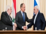 Diplomats From Syria, Iran, Russia Meet In Moscow