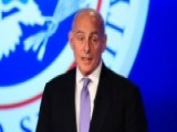 DHS Chief Talks Terror, Outlines Top Threats Facing US