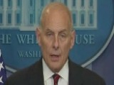 DHS Secretary Kelly: Budget Will Help Improve Our Security