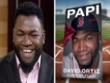 David Ortiz Talks About His New Book 'Papi: My Story'