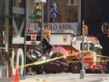 Driver In Custody After Car Mows Down Pedestrians In NYC