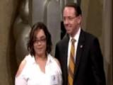 Dep. AG Rosenstein Awards Cleveland Kidnapping Survivor