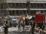 Deadly Car Bomb Blast Inside Afghanistan's Capital City