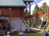 Dozens Injured In Montana Deck Collapse