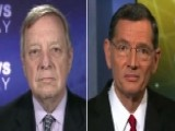 Durbin, Barrasso On Battle To Repeal, Replace ObamaCare
