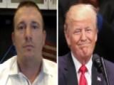 Dakota Meyer Reacts To Trump's Speech Honoring Veterans
