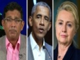 D'Souza: Obama, Hillary Wrecked The Democratic Party Brand