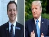 Dem Lawmaker Threatens Trump In Vulgar Facebook Post