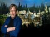 Disney Fans Get Sneak Peek At 'Star Wars' Land