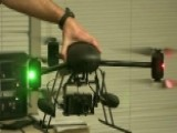 Drones Assist Law Enforcement Agencies