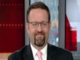 Dr. Sebastian Gorka On A 'fabulous Day' For The White House