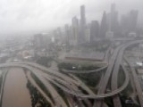 Downtown Houston Threatened As Floodwaters Top L 00004000 Evees