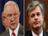 DOJ, FBI Subpoenaed Over Trump-Russia Dossier