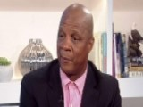 Darryl Strawberry Opens Up About The Opioid Crisis