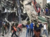 Death Toll Climbs Following Massive Earthquake In Mexico