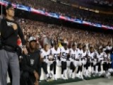 Double Standard To NFL's Reaction To Anthem Protests?