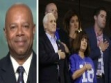 David Webb Reacts To Pence's Football Protest