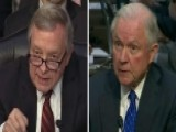 Durbin Spars With Sessions Over Response To Chicago Violence