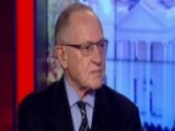 Dershowitz: Mueller Won't Be Satisfied Until He Gets Trump
