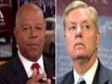 David Webb: Lindsey Graham Is Being Disingenuous