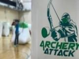 Dodgeball Archery Hybrid Hits Bullseye In Georgia Gym