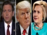 DeSantis: Troubling Contrast Between Trump, Clinton Probes