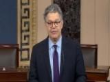 Did Al Franken Express Remorse In Resignation Speech?