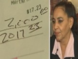 Diner Leaves $2,000 Tip