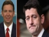 DeSantis Calls On Paul Ryan To Declassify Dossier Documents