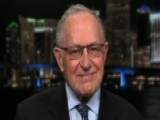 Dershowitz Speaks Out About Questioning Of Trump's Motives