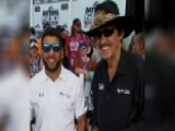 Darrell Wallace Jr., Richard Petty Preview The Daytona 500
